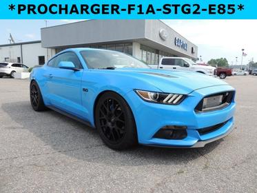 2017 Ford Mustang GT PROCHARGER F1A E85 Rocky Mt NC