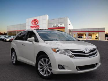 2014 Toyota Venza XLE XLE 4cyl 4dr Crossover Asheboro NC