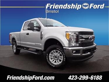 2017 Ford F-250 Super Duty XLT 4x4 XLT 4dr SuperCab 6.8 ft. SB Pickup Bristol TN