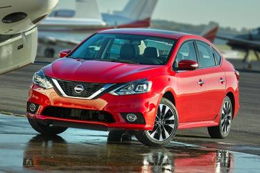 2017 Nissan Sentra NISMO MANUAL  NC