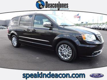 2015 Chrysler Town & Country 4DR WGN TOURING-L Goldsboro NC