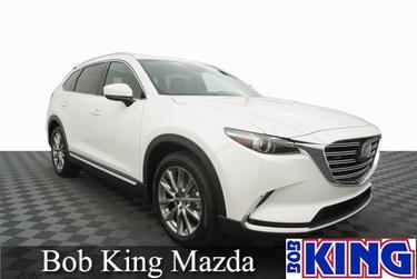 2017 Mazda Mazda CX-9 SIGNATURE Sport Utility Winston-Salem NC