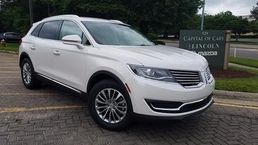 2017 Lincoln MKX SELECT Cary NC