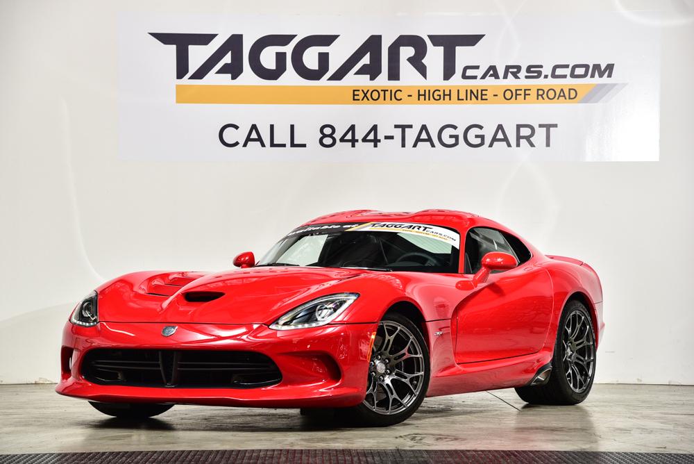 2013 Dodge Viper SRT Coupe Cary NC