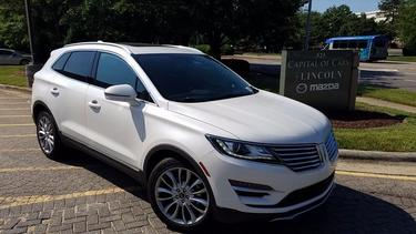 2017 Lincoln MKC RESERVE Cary NC