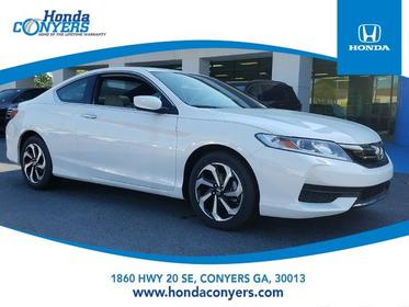 2016 Honda Accord Coupe LX-S 2dr Car Conyers GA