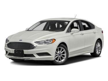 2017 Ford Fusion SE 4dr Car