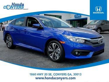 2017 Honda Civic Sedan EX-T 4dr Car Conyers GA