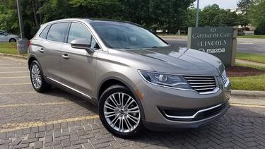2017 Lincoln MKX RESERVE Cary NC