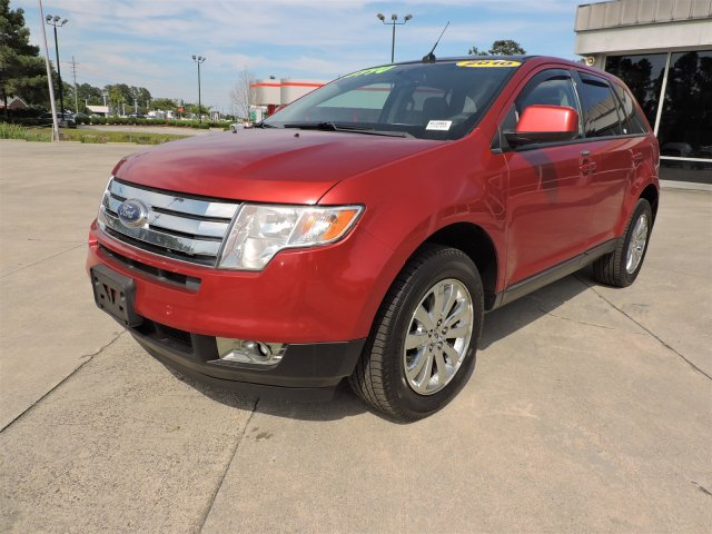 PreOwned Ford Edge in Wilmington NC  VC2001