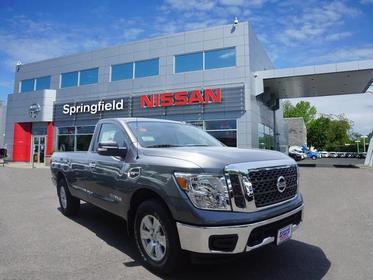 2017 Nissan Titan SV 4x4 SV 2dr Single Cab Springfield NJ