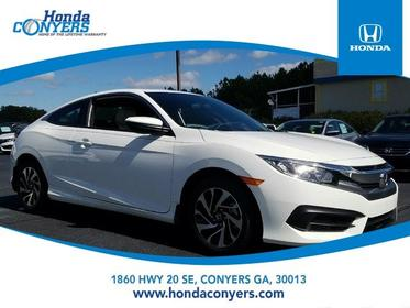 2017 Honda Civic Coupe LX-P 2dr Car Conyers GA