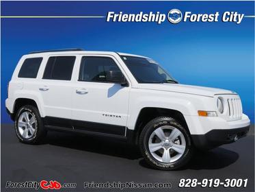 2015 Jeep Patriot SPORT 4x4 Sport 4dr SUV Forest City NC