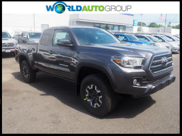 2017 Toyota Tacoma TRD OFF ROAD 4x4 TRD Off-Road 4dr Access Cab 6.1 ft LB Lakewood Township NJ