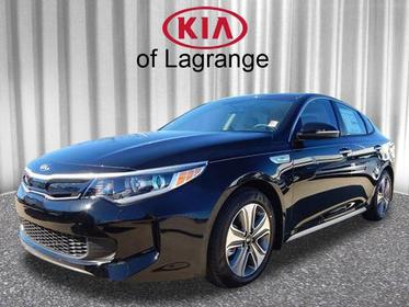 2017 Kia Optima Hybrid EX EX 4dr Sedan Lagrange GA