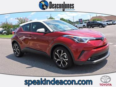 2018 Toyota C-HR XLE Sport Utility Clinton NC
