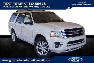 2015 Ford Expedition LIMITED Sport Utility