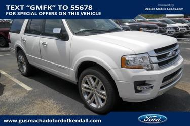 2017 Ford Expedition PLATINUM Sport Utility
