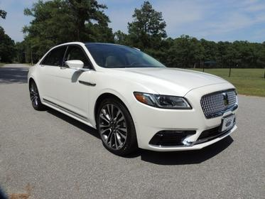 2017 Lincoln Continental RESERVE Rocky Mount NC