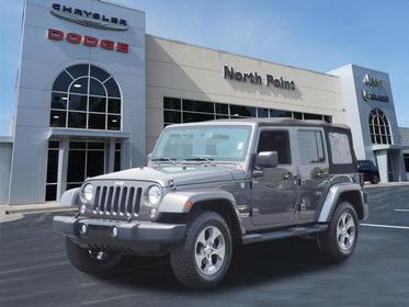 2014 Jeep Wrangler Unlimited SAHARA Greensboro NC