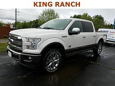 2017 Ford F-150 KING RANCH Lexington NC