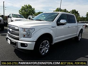 2017 Ford F-150 PLATINUM Lexington NC