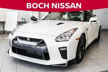 2017 Nissan GT-R PREMIUM AWD