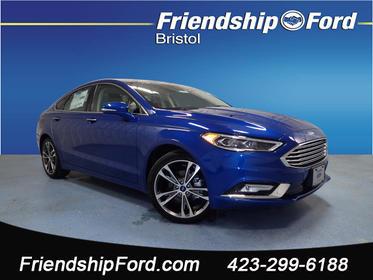 2017 Ford Fusion TITANIUM Titanium 4dr Sedan Bristol TN