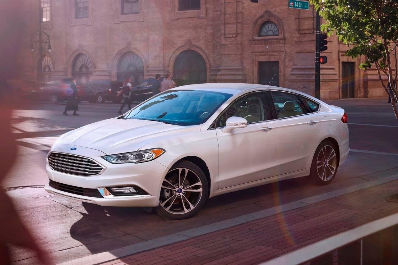 New Ford Fusion in Manassas VA  180116