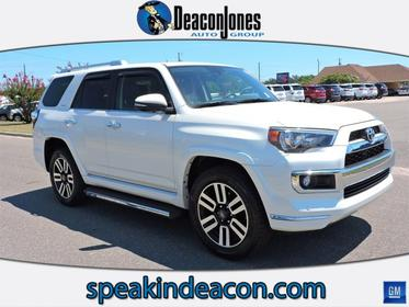 2015 Toyota 4Runner LIMITED Sport Utility Clinton NC