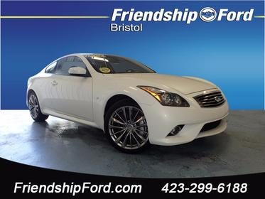 2014 INFINITI Q60 Coupe SPORT AWD 2dr Coupe Bristol TN