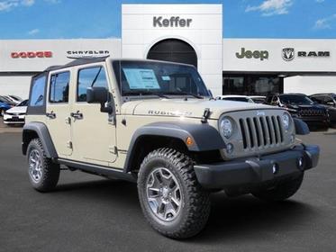 2017 Jeep Wrangler Unlimited RUBICON Convertible Charlotte NC