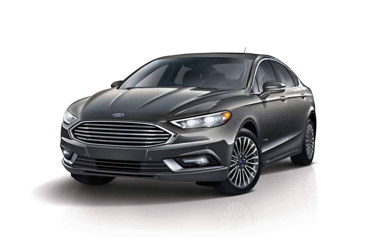 New 2018 Ford Fusion Hybrid Se 18231