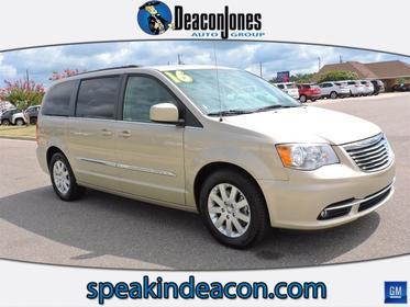 2016 Chrysler Town & Country TOURING Mini-van, Passenger Clinton NC