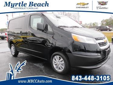 2017 Chevrolet City Express Cargo LT LT 4dr Cargo Mini-Van Myrtle Beach SC