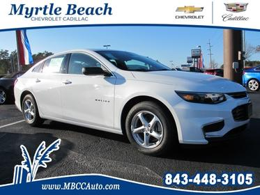 2017 Chevrolet Malibu LS LS 4dr Sedan Myrtle Beach SC