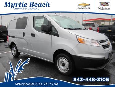 2017 Chevrolet City Express Cargo LS LS 4dr Cargo Mini-Van Myrtle Beach SC