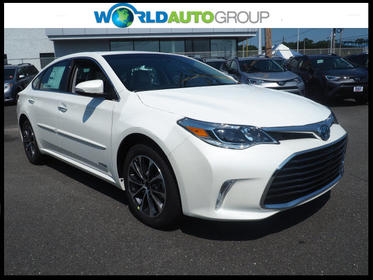 2018 Toyota Avalon Hybrid HYBRID XLE PLUS XLE Plus 4dr Sedan Lakewood Township NJ