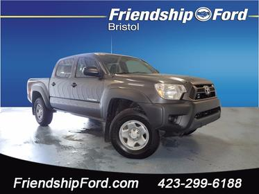 2014 Toyota Tacoma PRERUNNER 4x2 PreRunner 4dr Double Cab 5.0 ft SB 4A Bristol TN
