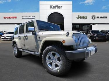 2017 Jeep Wrangler Unlimited CHIEF EDITION Convertible Charlotte NC