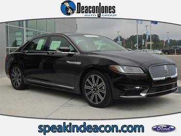 2017 Lincoln Continental RESERVE AWD Greenville NC