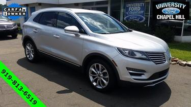 2015 Lincoln MKC SELECT Chapel Hill NC