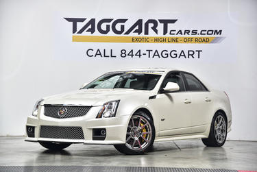 2012 Cadillac CTS V Sedan Cary NC