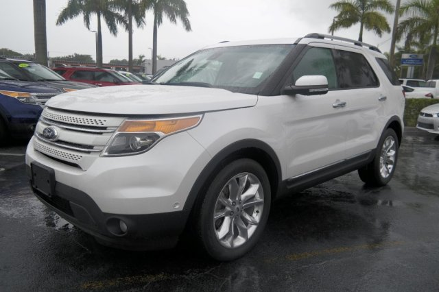 pre owned 2014 ford explorer limited egb61734