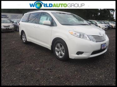 2017 Toyota Sienna LE LE 8-Passenger 4dr Mini-Van Lakewood Township NJ