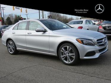 2017 Mercedes-Benz C-Class C 300 4dr Car Winston-Salem NC