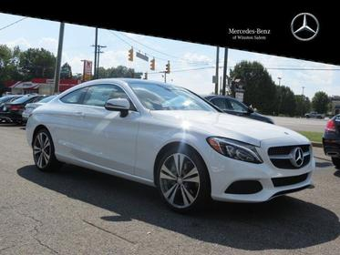 2017 Mercedes-Benz C-Class C 300 2dr Car Winston-Salem NC