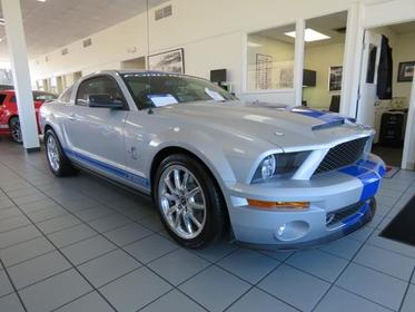 2008 Ford Mustang SHELBY GT500 Greensboro NC