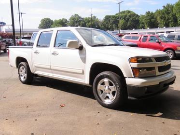 2012 Chevrolet Colorado LT W/1LT Winston-Salem NC