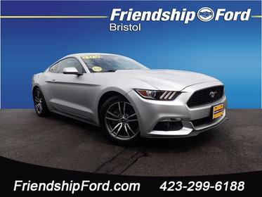 2016 Ford Mustang ECOBOOST PREMIUM EcoBoost Premium 2dr Fastback Bristol TN
